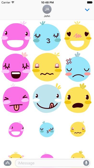 Stickers For MessagesScreenshot von 3
