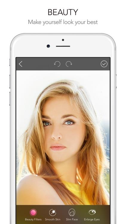 MOLDIV - Photo Editor, Collage & Beauty Camera app image