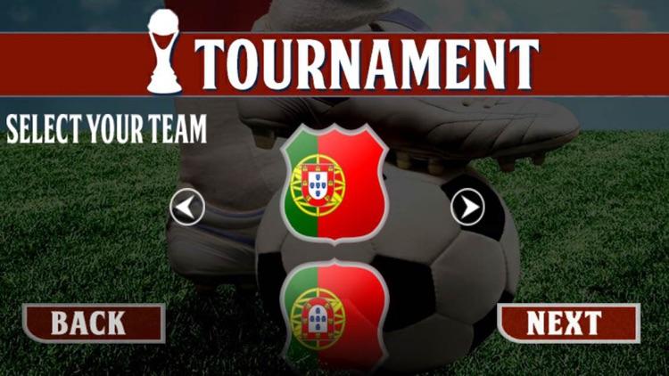 Football And Soccer Champions League 2017 screenshot-4
