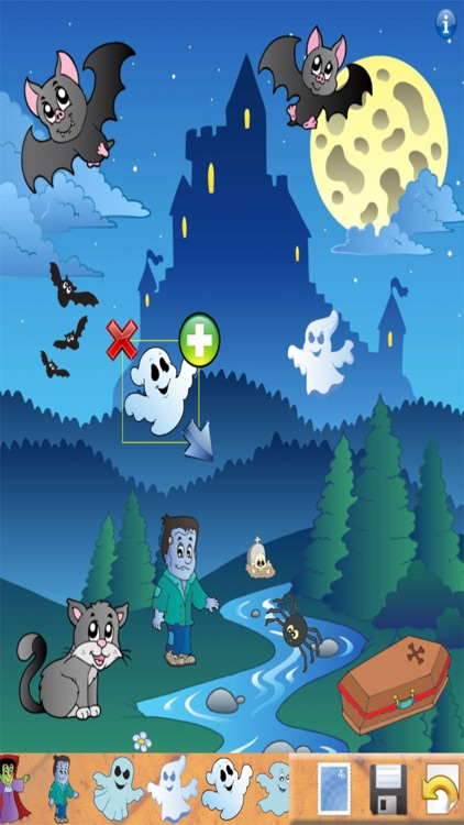 Halloween Sticker Book