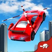 直升机飞行汽车:未来派的自动驾驶飞行