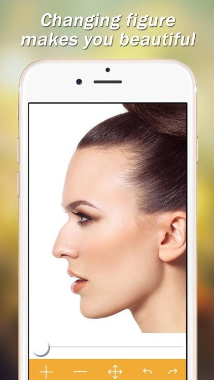 Photo Plastic - Virtual Pictures Surgery Simulator screenshot-3