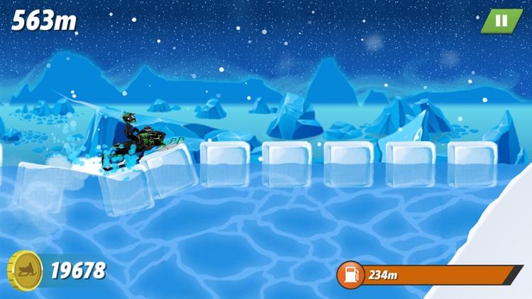 Arctic Cat Extreme Snowmobile Racing screenshot-3