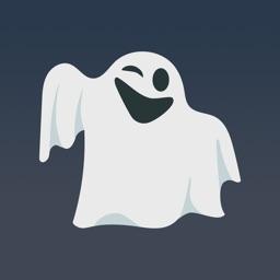 Halloween Ghosts Stickers
