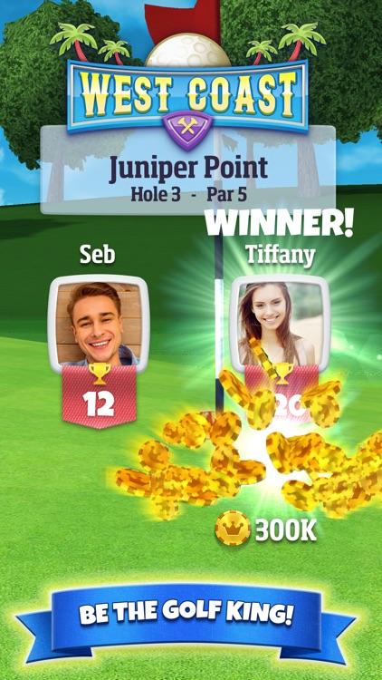 Golf Clash screenshot-4