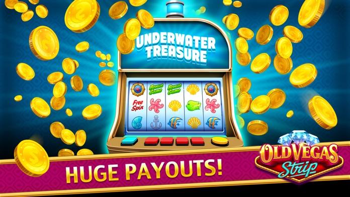 Old Vegas Strip - Slots & Casino Screenshot