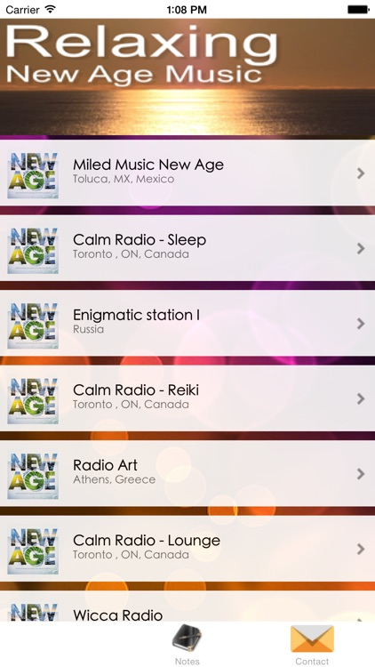 A+ New Age Radios - New Age Music - Meditation