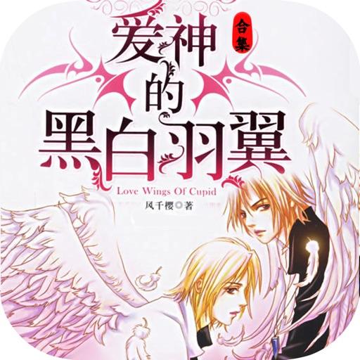 爱神的黑白羽翼—风千樱作品,青春校园小说
