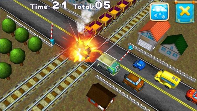 Railroad Crossing. screenshot-3