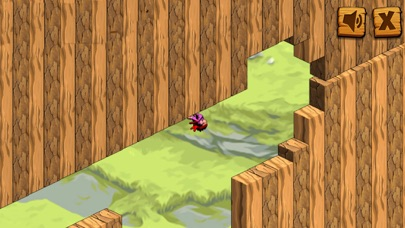 Running Ninja On The Cube Kids Game screenshot one