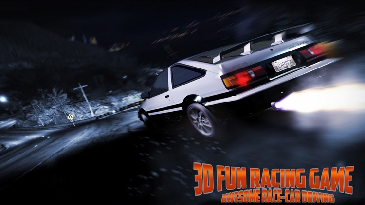 3D Fun Racing Game - Awesome Race-Car Driving FREE