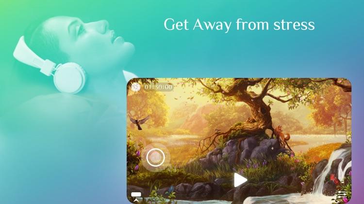 Away ~ Nature Sounds to Sleep screenshot-0