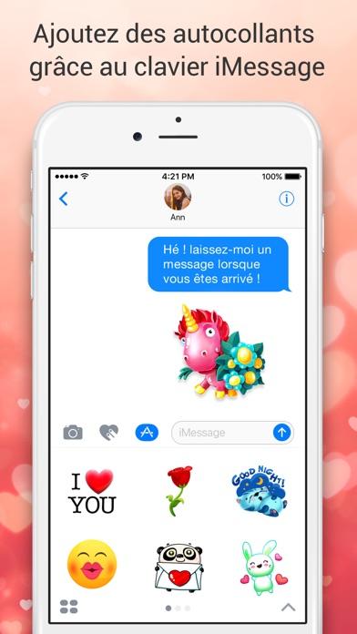 Screenshot #3 pour Clavier Emoji pour Moi - Nouveaux emojis gratuits