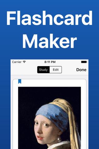 Flash Cards Maker - Flashcards - náhled