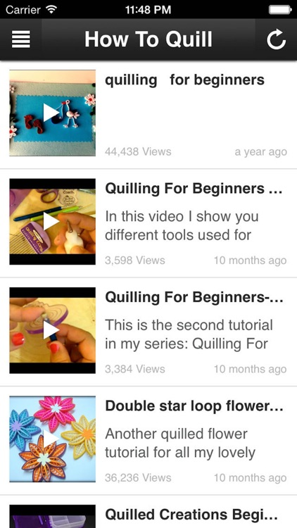 How to Quill: Learn By Quilling Tutorials Lessons screenshot-4