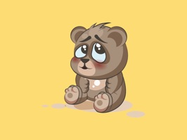 Bear - Stickers for iMessage