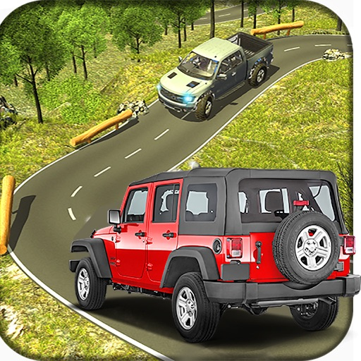 Off-Road Jeep Drive : Free Most Wanted Racing Game