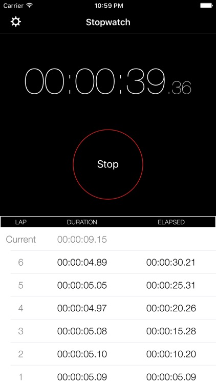 Counter - Stopwatch and Timer Widget