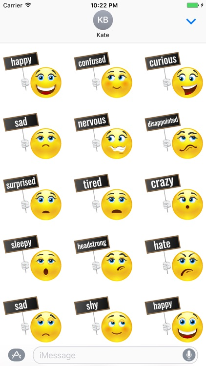 Smiley Expressions