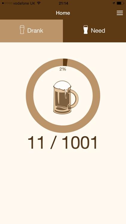 1001 Beer Challenge