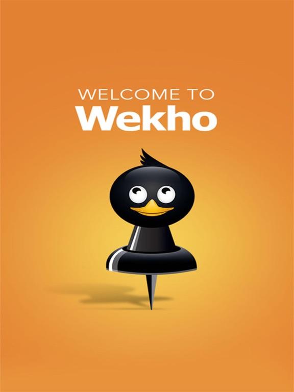 Wekho screenshot