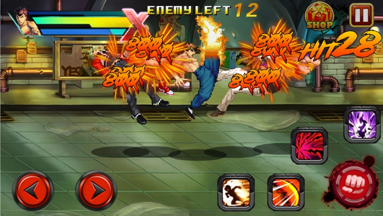 Fighter vs Deadly Punch screenshot-3