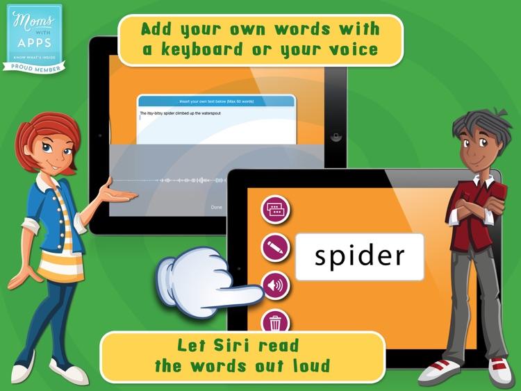 Word Creativity Kit - Creative writing for kids screenshot-3