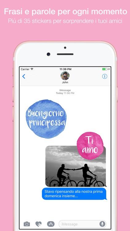 Ciao - Stickers dipinti a mano in acquerello screenshot-4
