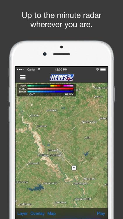 KBTX News screenshot-4
