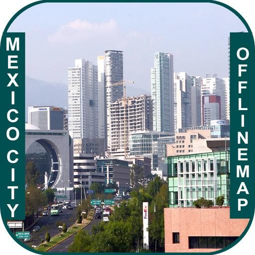 Mexico City_Mexico Offline maps & Navigation