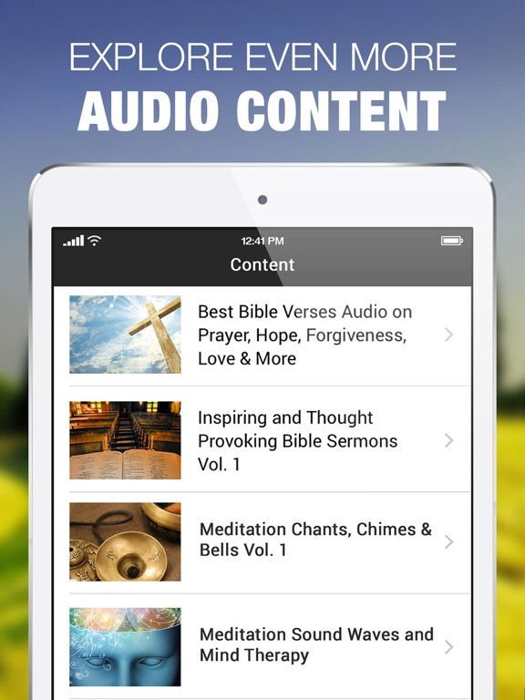 Bible Verses & Sermons Audio by Topic for Prayer | App Price