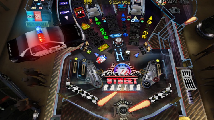 Pinball HD (iPhone) Classic Arcade,Zen,Space Games