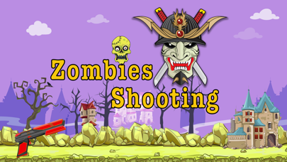 Zombie Shooting - top zombie killing free games screenshot one