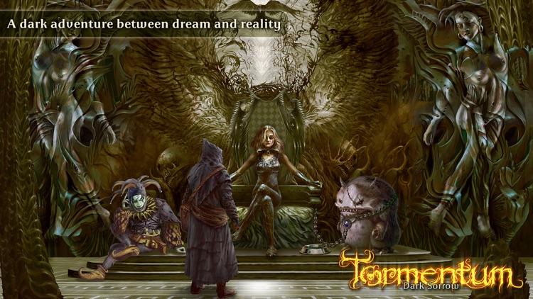 Tormentum - Mystery Adventure screenshot-0