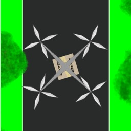 Delivery Drone: A Simple Endless Scrolling, Quick Tap, Concentration and Focus Quad Copter Package Delivery Game