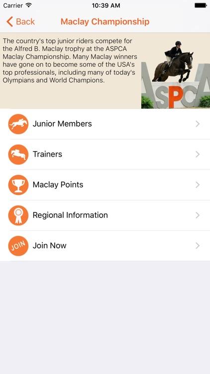 National Horse Show App screenshot-4