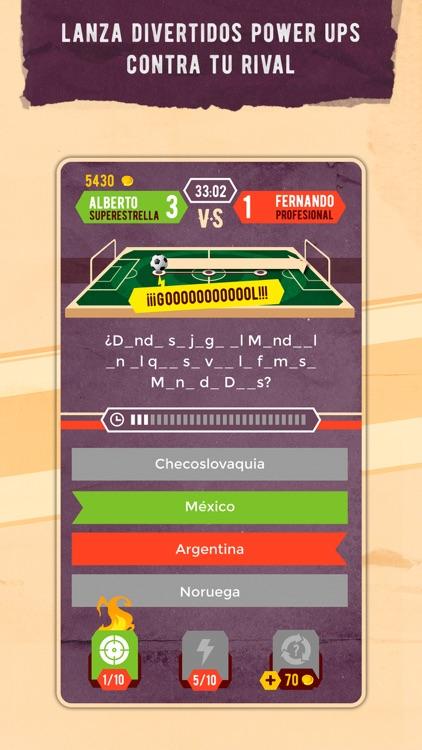 Trivia League - Quiz de fútbol