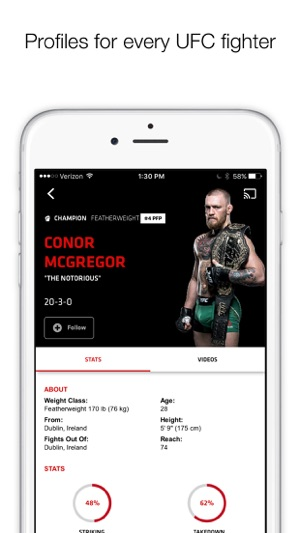 how to watch ufc on apple tv