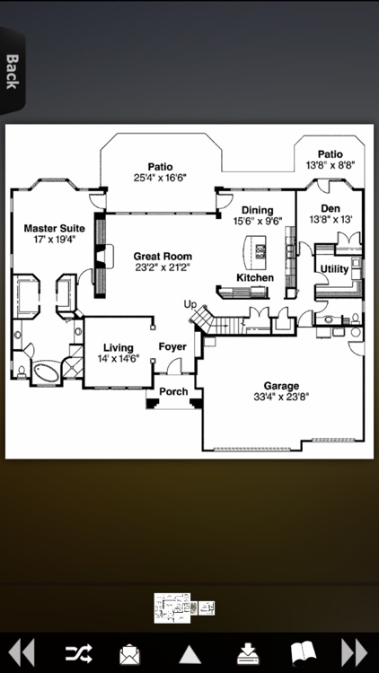 House Plans - Mediterranean screenshot-4