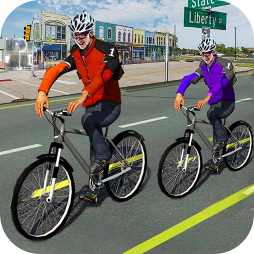 Bicycle Riding Racer : A new free Sport-s Game