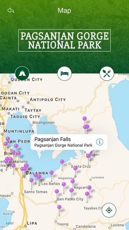 Pagsanjan Gorge National Park Travel Guide screenshot-3