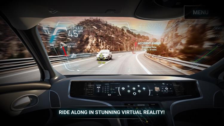 Wind River - Self Driving car in VR for Cardboard