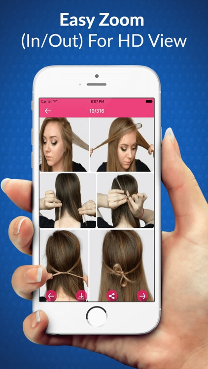 Women Hairstyle Ideas screenshot-3