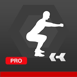 Fitbounds Squats PRO Fitness-Tracker & Workout