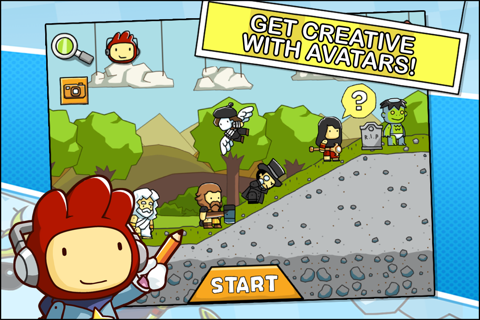 Scribblenauts Remix screenshot 1