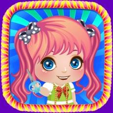 Activities of Baby Fashion Salon:Girl makeup games