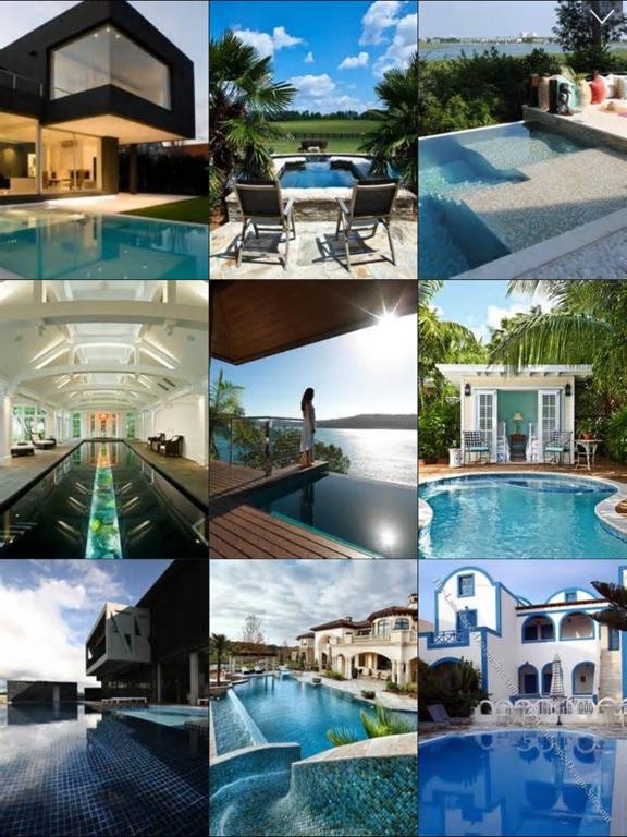 Swimming Pool Designs, Waterpark & Pool Pictures | App Price Drops