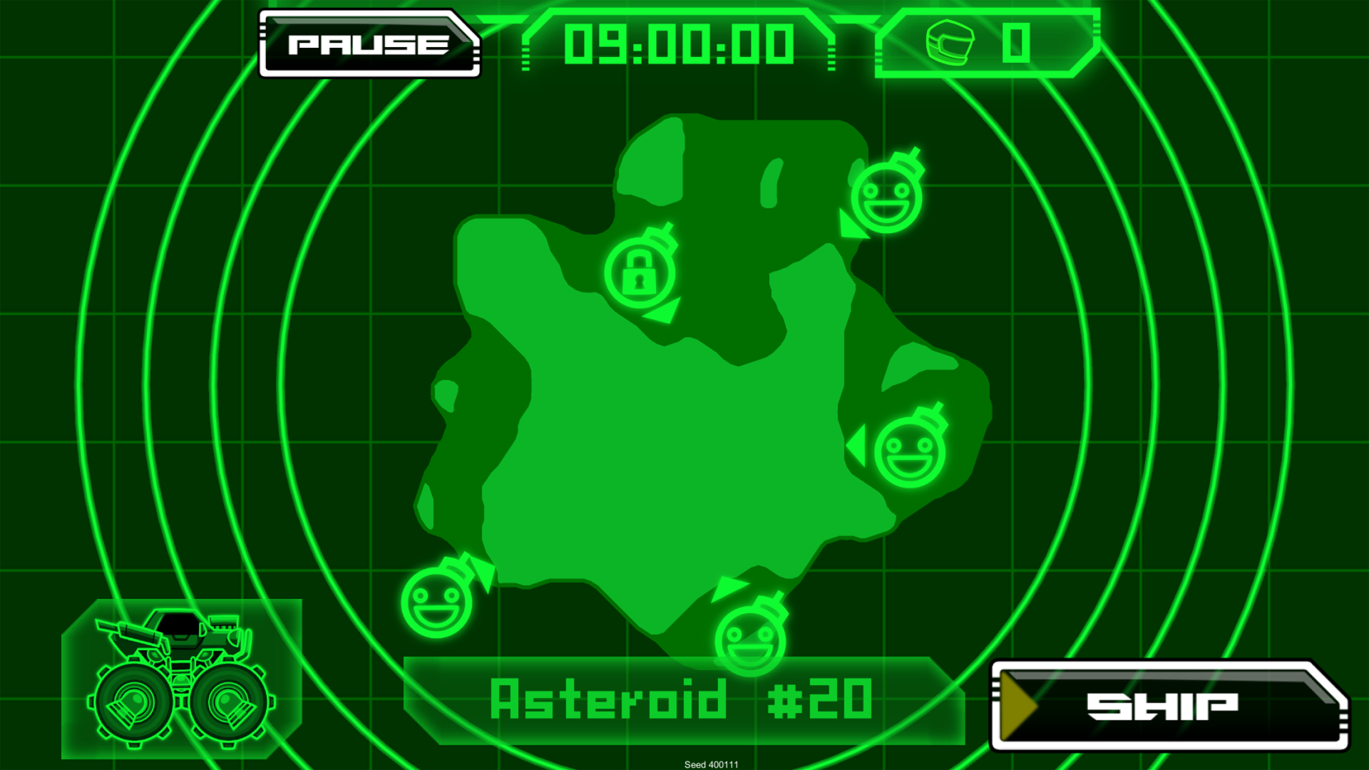 Atomic Super Lander screenshot 13
