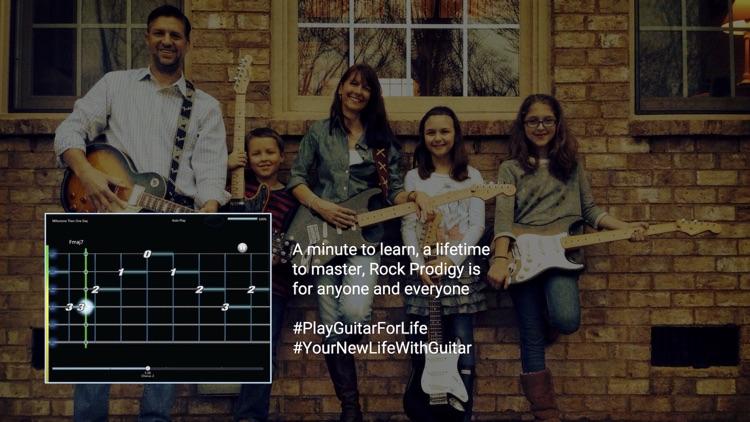 Guitar Lessons: Rock Prodigy screenshot-3