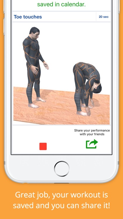 5 Minute WARM UP Pre-Workout Challenge Free screenshot-3